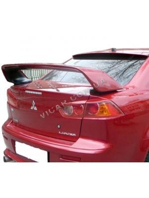 Спойлер на багажник Mitsubishi Lancer X Evolution