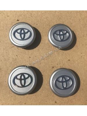 Заглушки колпачки в диски Toyota