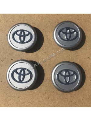 Заглушки в диски с логотипом Toyota