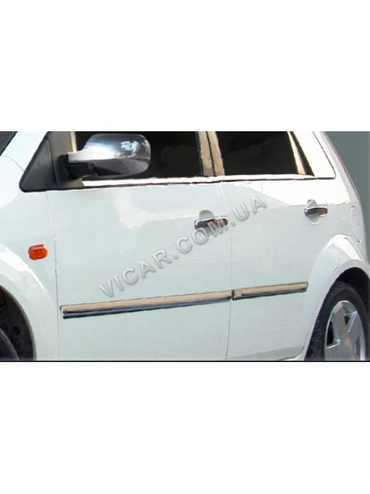 Молдинг дверной Ford Fiesta 2002+